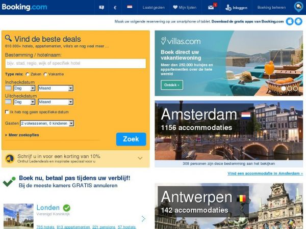 booking.nl