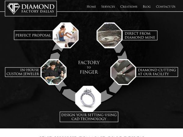 diamondfactorydallas.com