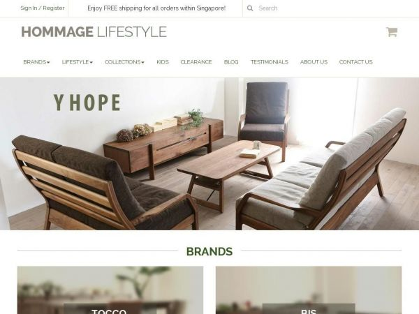 hommagelifestyle.com