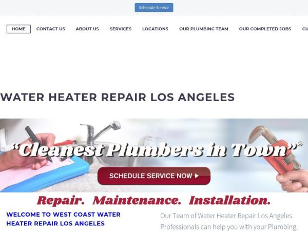 west-coast-waterheater.com